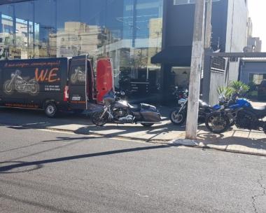 Street Glide 2014 / Tiger 800 2015 / Boulevard M800 2009 - Ribeirão Preto