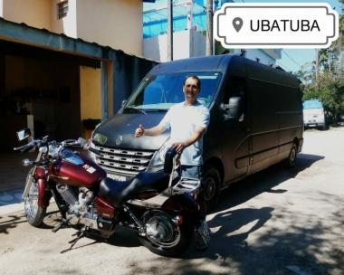 Shadow 750 - Ubatuba